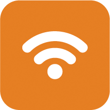 WIFI (5GHZ) AND CABLE THROUGHOUT ENTIRE RESIDENCE